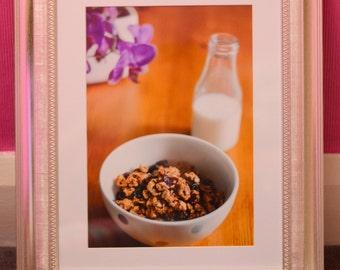 Granola Bowl - breakfast print