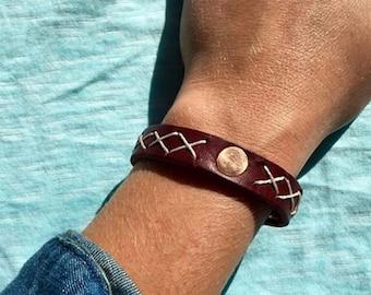 Copper Moon Bracelet