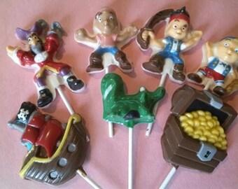 7 Pc. Neverland pirates