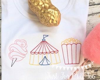 Vintage Stitch Fair or Circus Shirt