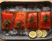 Cedar Grilling Planks: Restaurant Pack of 75