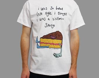Victoria Sponge - Quirky T-Shirt