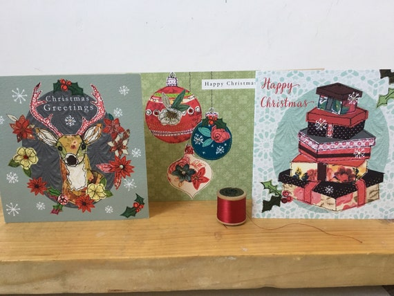 Any 6 Christmas Cards- choose your own selection