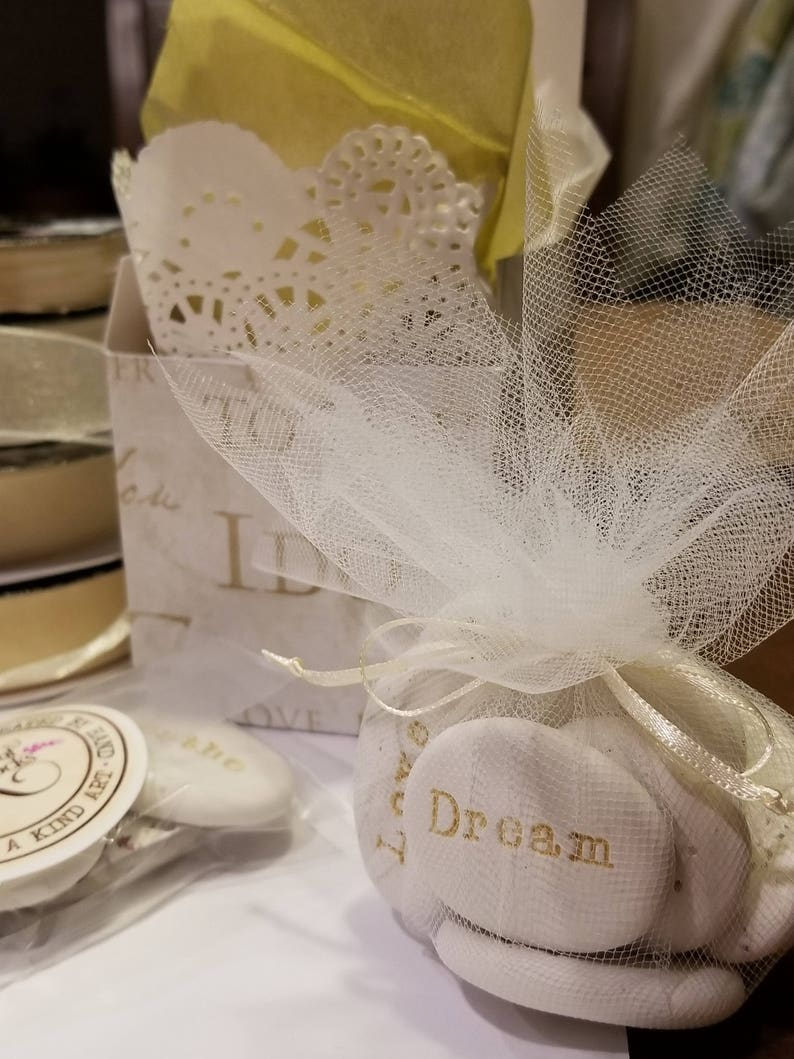 Nature Inspired Wedding Favors