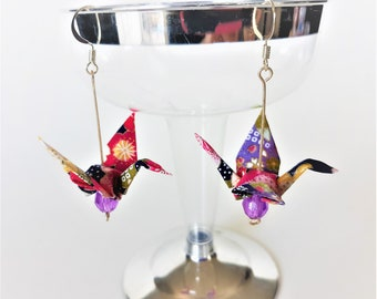 1001 Origami cranes design and mounting, Honolulu, Origami Artistry | 270x340