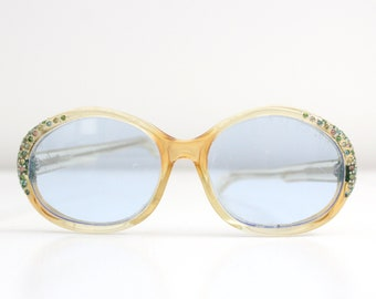 c1a1b6d255c Rhinestone eyeglass frames
