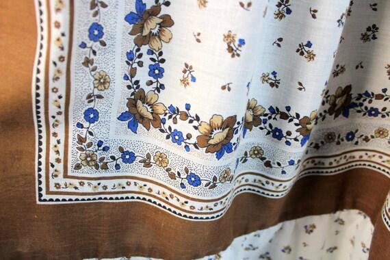 Vintage Dress, Floral Dress, Floral Print Dress, … - image 5