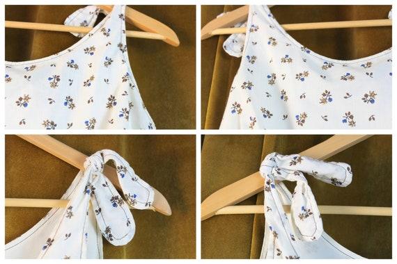 Vintage Dress, Floral Dress, Floral Print Dress, … - image 6