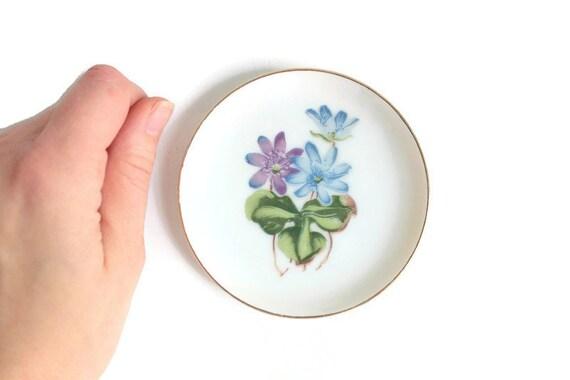 Earthy /& Floral Trinket Dish