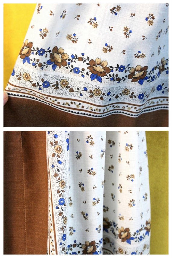 Vintage Dress, Floral Dress, Floral Print Dress, … - image 8