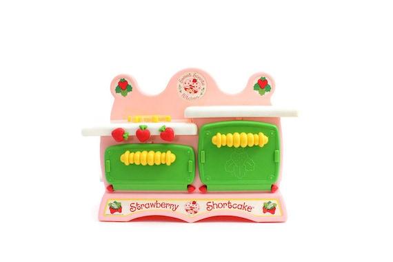 Vintage Strawberry Shortcake Plastic Play Oven Etsy