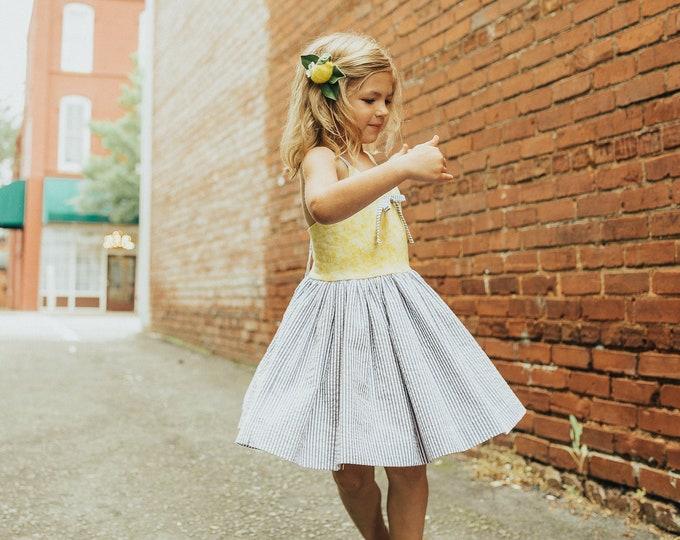 Featured listing image: Lemon Drop Dress
