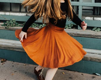 Twirl Skirt - Choose your Length and Color