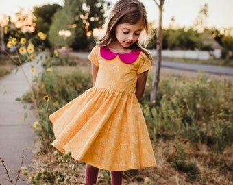 Lacey School Girl Dress