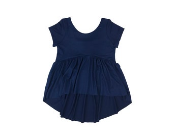 Navy Stella Tunic