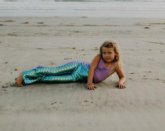Mermaid Disco Romper