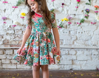 Spring Fever Dress - Gemma + Filo Collab