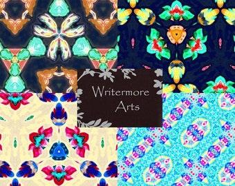 Printable Papercraft Sheets - Beads, Scrapbooks, Assorted Crafts - Digital Download #89