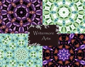Printable Papercraft Sheets - Beads, Scrapbooks, Assorted Crafts - Digital Download #90