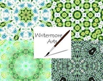 Printable Papercraft Sheets - Beads, Scrapbooks, Assorted Crafts - Digital Download #72