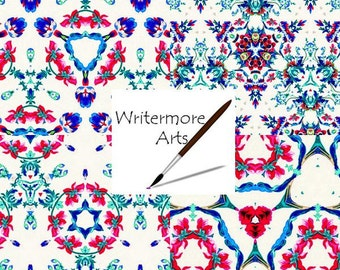 Printable Papercraft Sheets - Beads, Scrapbooks, Assorted Crafts - Digital Download #70