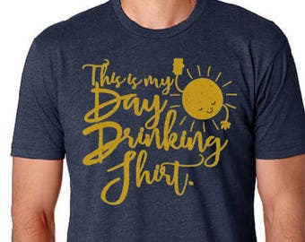 Day Drinking Craft Beer t-shirt!