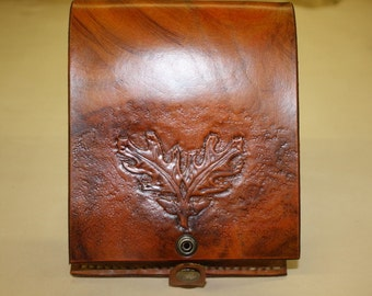 Leather nook cover