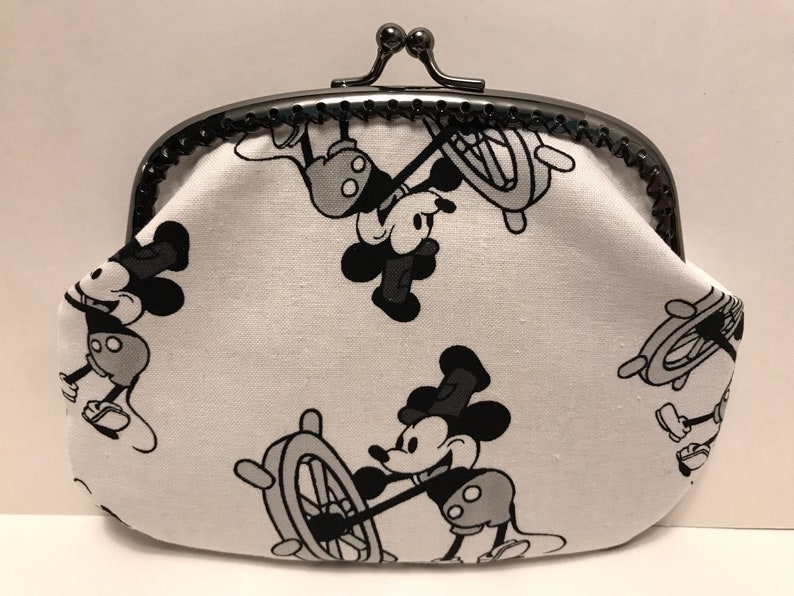 Steamboat Willy Coin Purse