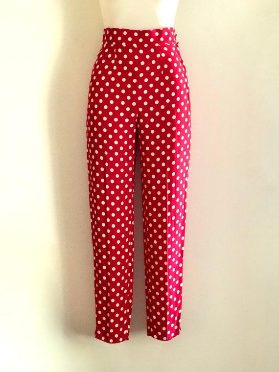 MOSCHINO!!! Vintage 1990s 'Moschino Couture' polk… - image 4