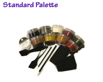 Face Paint Kit Natural Vegan Colors for Fantasy and Party Wear Non-nano GMO-free Oil-free See Description Details for Theme Colors