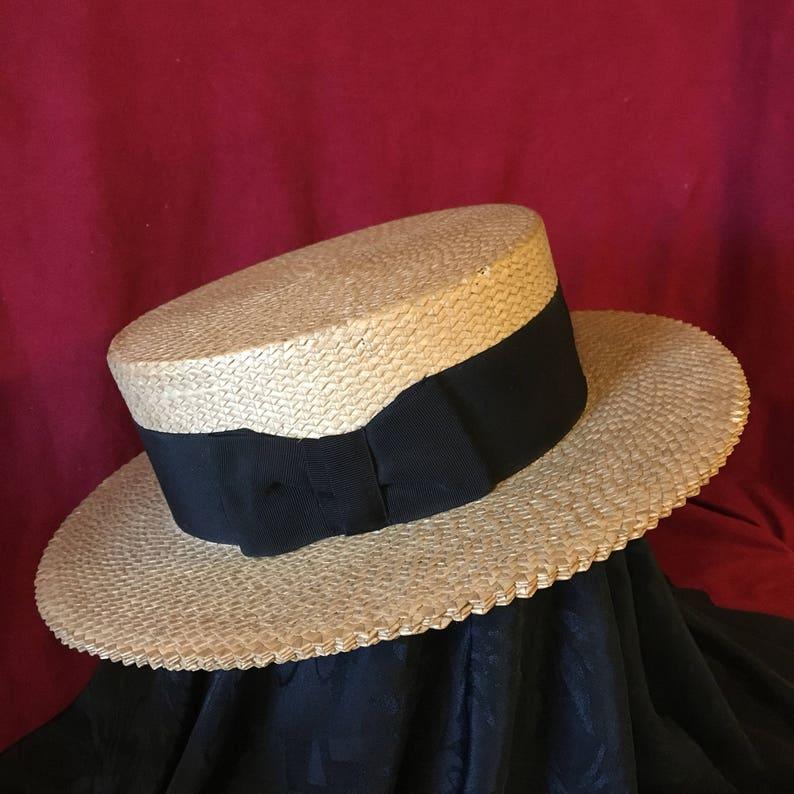 9cc6cb37d56 Mens Panama Straw Porkie Straw Boaters Hat Imperial Club
