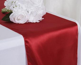 Wine Red Wedding Etsy