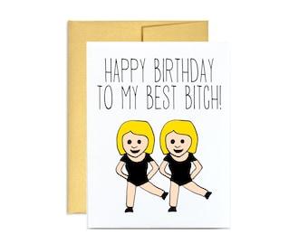 Birthday Card Best Friend