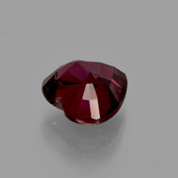 Masterpiece Collection: Oval Faceted Genuine Red Ruby 5x3 or 6x4mm Natural