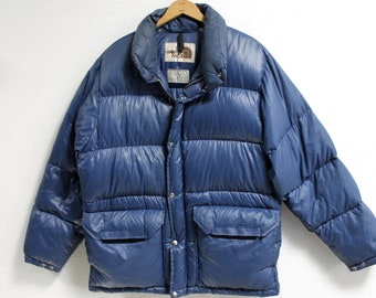 Men s LARGE Vintage North Face Down Puffer Jacket 6c8ab77e8