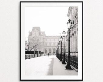Paris Photography, Louvre, Paris Lampposts, Paris Print, Paris Decor, Paris Architecture, Paris Images, Paris Photo, Paris Wall Art