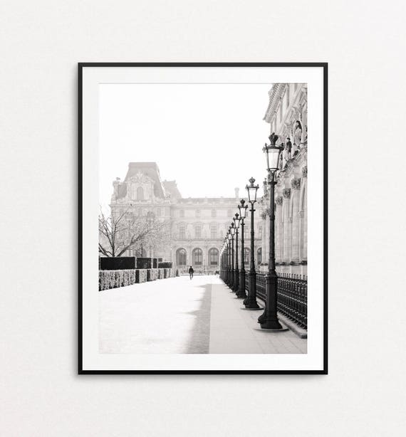 Paris Photography, Louvre, Paris Lampposts, Paris Print, Paris Decor, Paris Architecture, Paris Images, Paris Photo, Paris Wall Art
