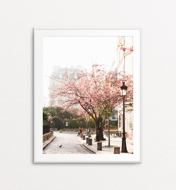 Paris Print, Paris Photography, Paris Decor, Paris Wall Art, Paris Bedroom Decor, Paris Street Photography