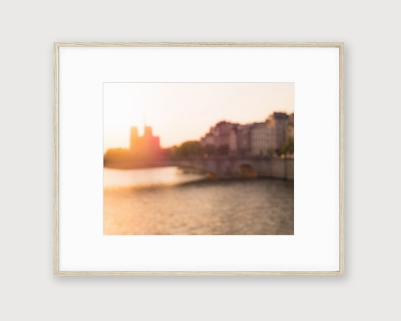 Paris Print, Paris Decor, Paris Wall Art, Paris Bedroom Decor, Paris Photography, Paris Sunset