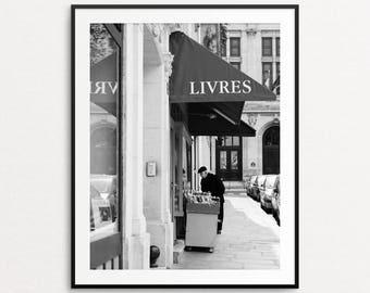 Paris Street Photo, Paris Photo, Paris Black and White, Paris Pictures, Paris Street Photography, Paris Print, Paris Decor, Paris Wall Art