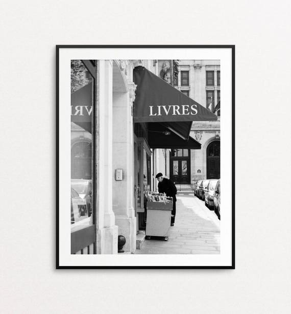 Paris Street Photo, Paris Photo, Paris Black and White, Paris Pictures, Paris Street Photography, Paris Print, Paris Decor, Paris Wall Art