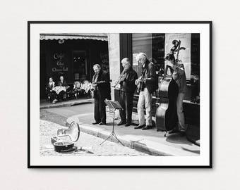 Rue Mouffetard Photograph, Paris Photography, Paris Bedroom Decor, Paris Street Photography, Paris Decor, Paris Print, Paris Wall Art