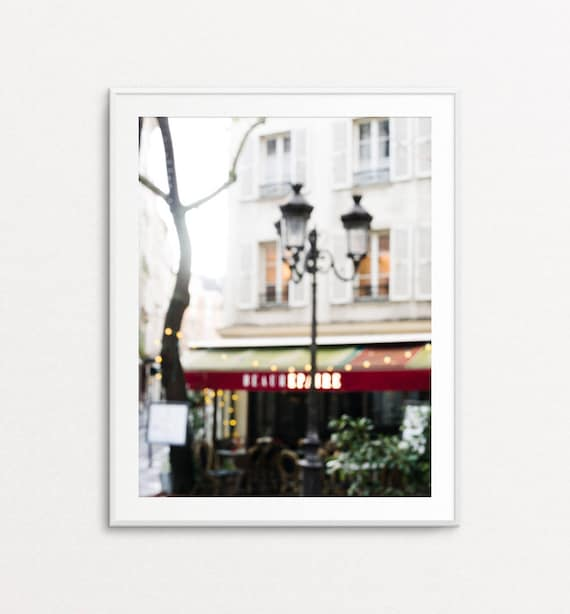 Paris Photography, Paris Light, Paris Print, Paris Bedroom Decor, Paris Wall Art, Paris Photo, Paris Decor, Fine Art Photography