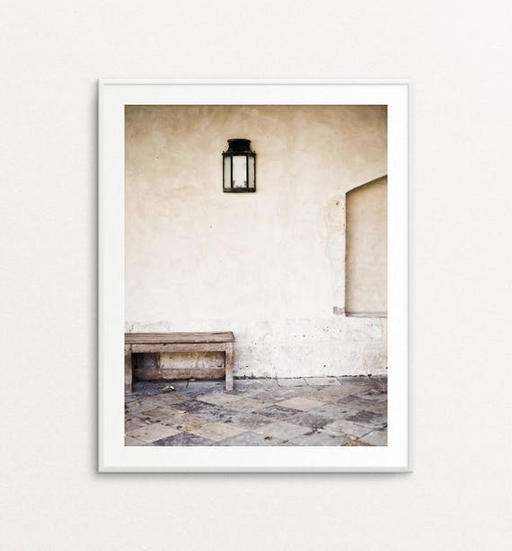 French Country Photo - French Country Print, Quiet Photography, Home Decor, Rustic Decor, Beige, French Country Wall Art
