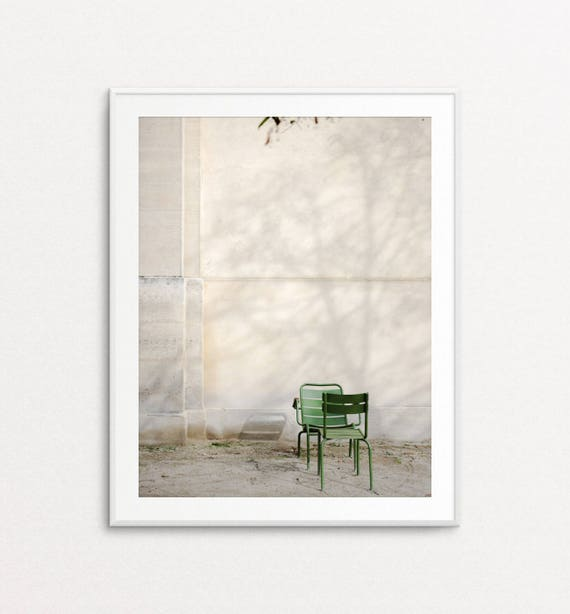 Paris Photography, Paris Print, Paris Decor, Home Decor, Paris Chairs, Paris Print Shop, Paris Wall Art, Paris Bedroom Decor