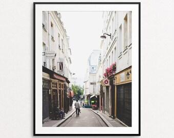 Paris Photograph, Paris Print, Paris Street Photography, Paris Decor, Home Decor, Paris Wall Art, Paris Images, Paris Bedroom Decor