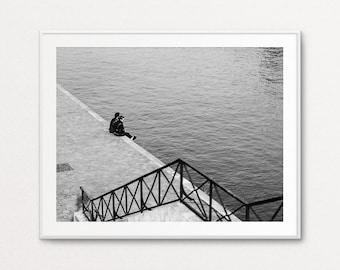 Paris Lovers Photo, Paris Print, Paris Photo, Paris Photography, Paris Images, Paris Wall Art, Paris Street Photography, Paris Pictures