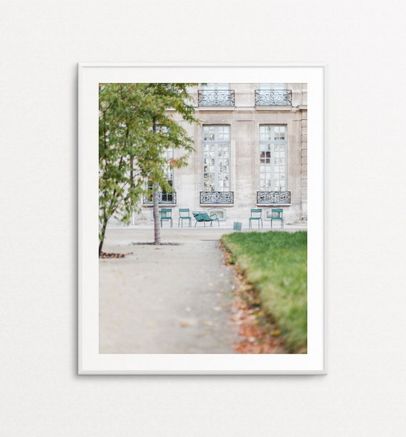Paris Print, Paris Wall Art, Paris Photography, Paris Large Wall Art, Paris Decor, Paris Garden