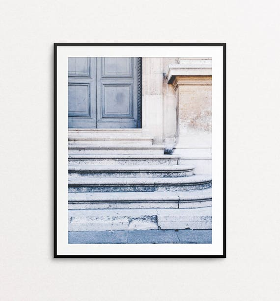 Paris Photograph - Paris Print, Paris Architecture, Paris Decor, Home Decor, Parisian Door, Paris Wall Art, Paris Bedroom Decor