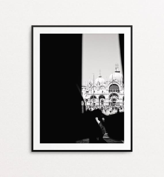 Venice Print, Venice Italy, Venice Photography, Venice Street Photography, Venice Wall Art, Venice Fine Art Photograph, Venice Architecture